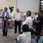 Bispos prestam assistência religiosa a refugiados venezuelanos