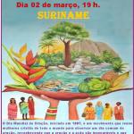 DMO celebra 80 anos e convida a todos para participar desse grande momento de muita Oração.