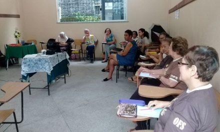 OFS aprofunda o estudo da Teologia do Laicato
