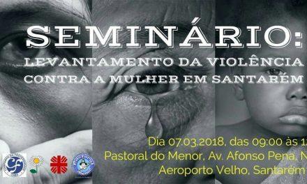 Diocese de Santarém promove Seminário sobre violência contra a mulher
