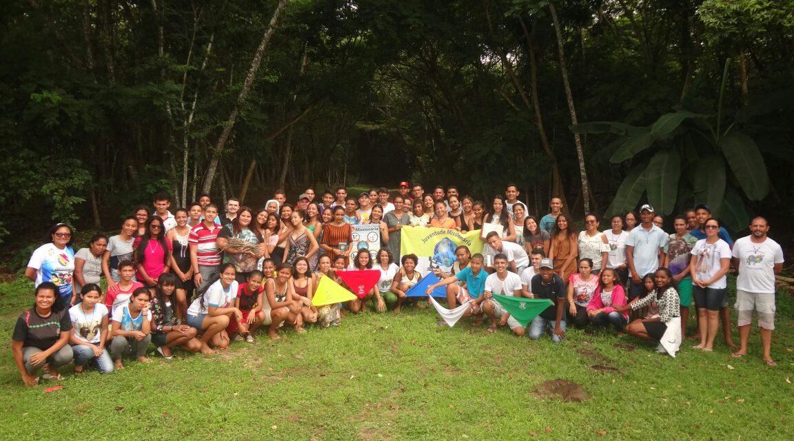 Em Itaituba, IAM e Juventude Missionária realizam Encontro de formação.