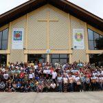 Pastoral Familiar reuniu mais 200 agentes em Encontro de Formação do INAPAF
