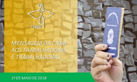Mensagem da CNBB aos Trabalhadores e Trabalhadoras
