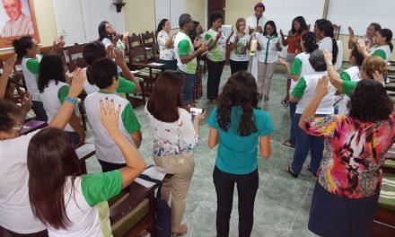 Dom Teodoro celebra missa da posse da nova coordenação da Pastoral da Criança