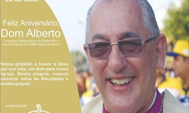 Feliz Aniversário, Dom Alberto!