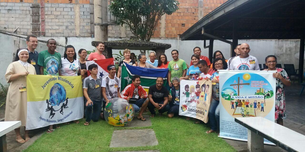 COMIRE Norte 2 reúne forças missionárias em Assembleia.