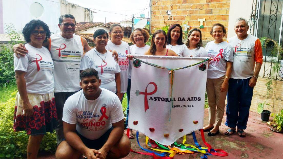Pastoral da Aids realiza formação continuada no Pará