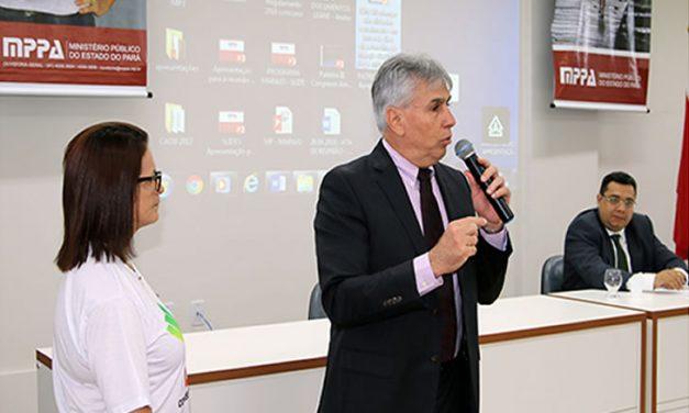 CJP, Instituições e MPPA se unem no combate à exploração sexual no Marajó.