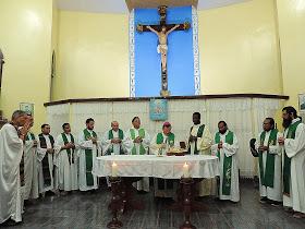 Padres da Prelazia de Itaituba se reúnem em Rurópolis