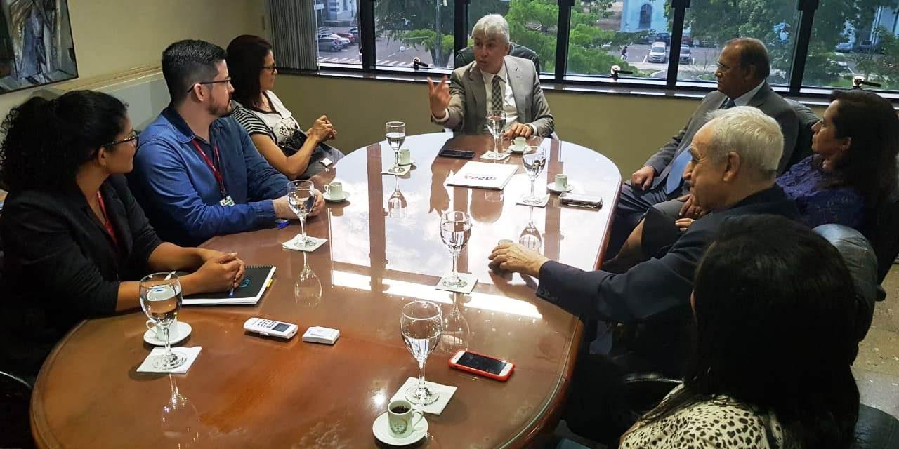 CJP e MP juntos pelo Marajó