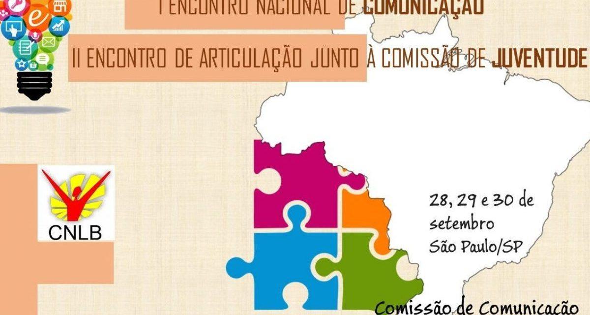 Encontro do CNLB reúne juventudes do país dentro do contexto do Sínodo de 2018