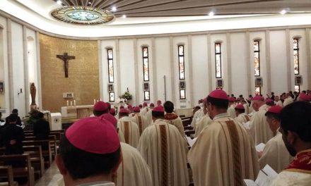 Bispos do Regional Norte 2 participam de  Curso em Roma