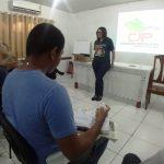 Seminaristas conhecem o trabalho da CJP