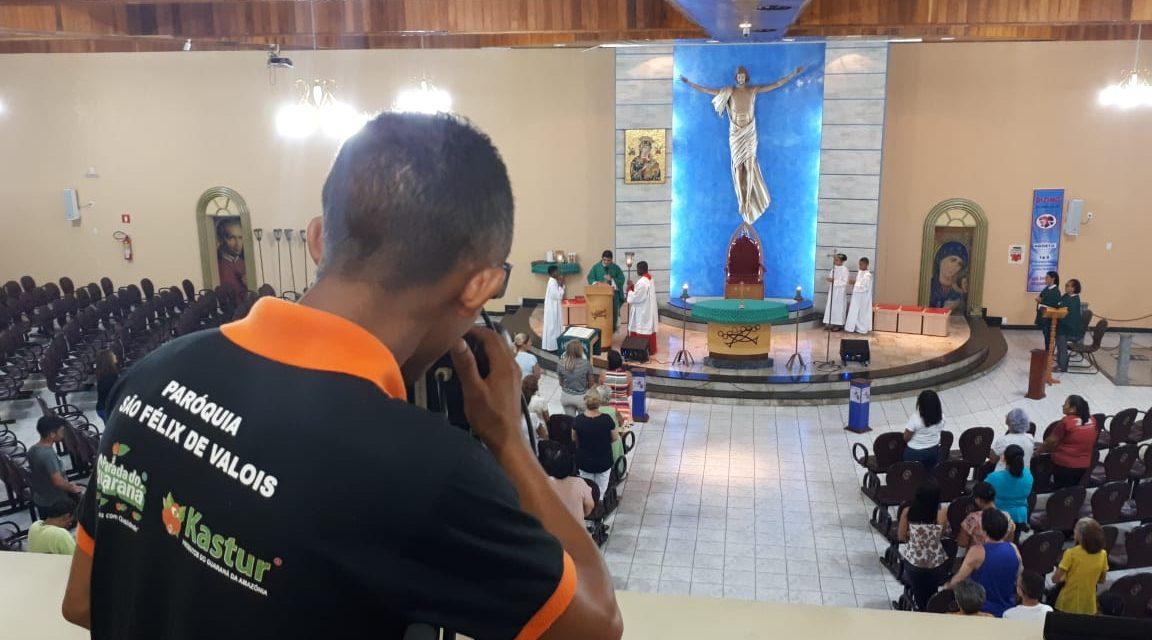 Pascom da Diocese de Marabá implementa novas ações que visam a evangelização