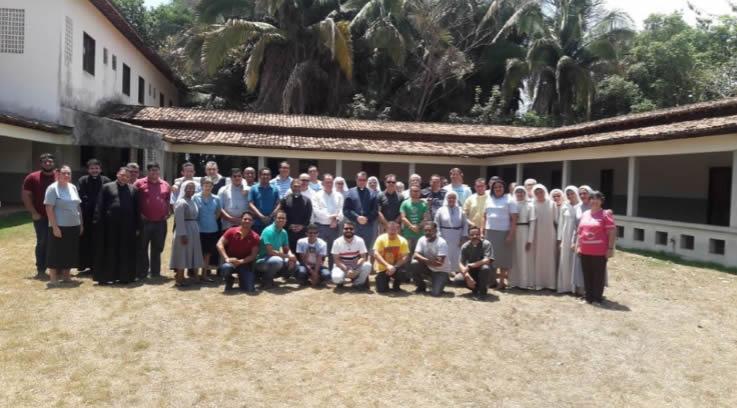 Diocese de Marabá promove encontro de formação