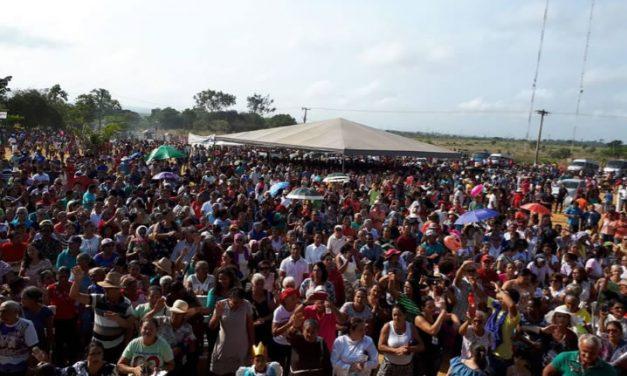 Diocese de Marabá realizou a Romaria da Libertação