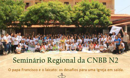 Mais de 200 pessoas participaram do Seminário Regional do Laicato