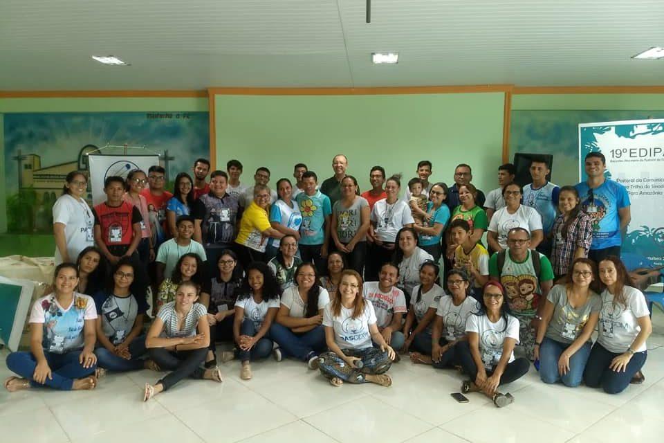 Sínodo sobre a Amazônia é tema de encontro da Pascom na Diocese de Santarém