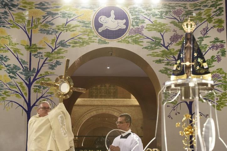 Presidente da CNBB Norte 2 celebra em Santuários Marianos