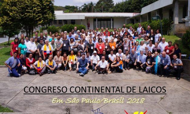 Leigos e leigas de dez países da América Latina se reúnem em São Paulo