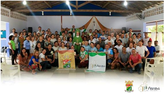Diocese de Marabá reflete o tema do Sínodo sobre a Amazônia