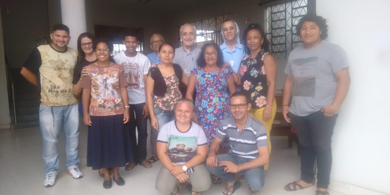 CJP realiza formação com agentes da Diocese de Ponta de Pedras