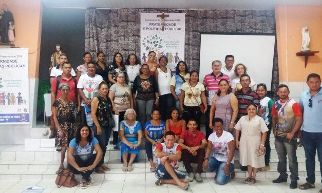Diocese de Cametá em preparação para CF 2019