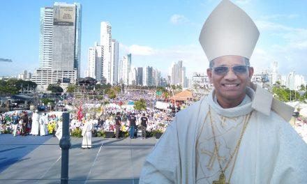 Dom Antônio participa de JMJ no Panamá
