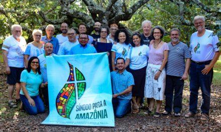 Bispo do Marajó participa do Encontro de Teólogos