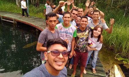 Seminaristas de uma Igreja em Saída no Xingu