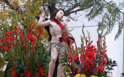 Fiéis celebram o testemunho de fé de São Sebastião