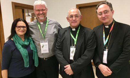Em Roma, comissão da CNBB Norte 2 participa do Seminário para o Sínodo da Amazônia.