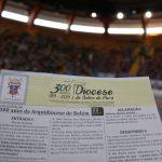 Belém celebra os 300 anos de criação da Diocese