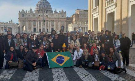 Padres e leigos de Ponta de Pedras peregrinam à Terra Santa