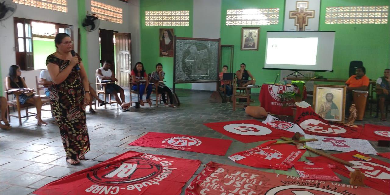Mais de 70 jovens participaram do Encontro de Formação da PJ da Diocese de Bragança