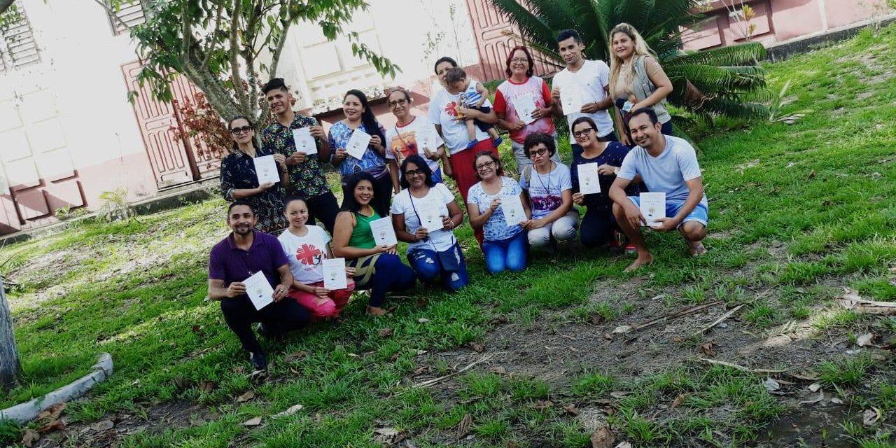 Prelazia do Marajó recebe Formação sobre Pastoral de Conjunto