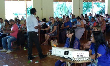 Semana de Formação Diocesana – Dois dias de unidade e caminhada cristã em Cametá.