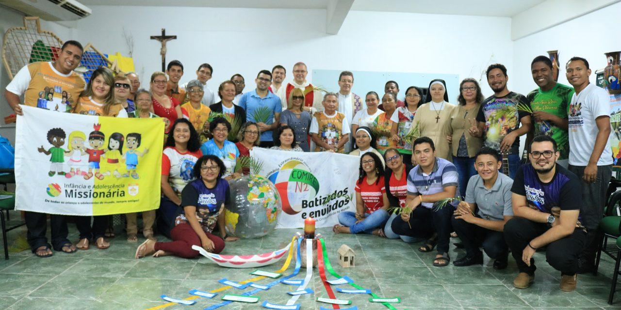 Conselho Missionário do Regional Norte 2 realiza Assembleia.