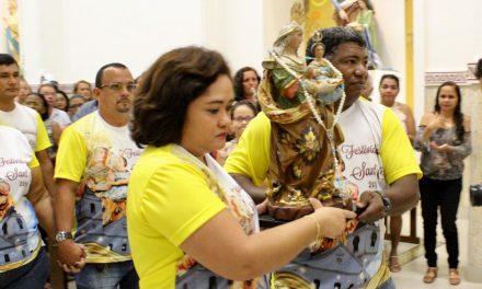 Óbidos inicia festejos da Senhora Sant'Ana