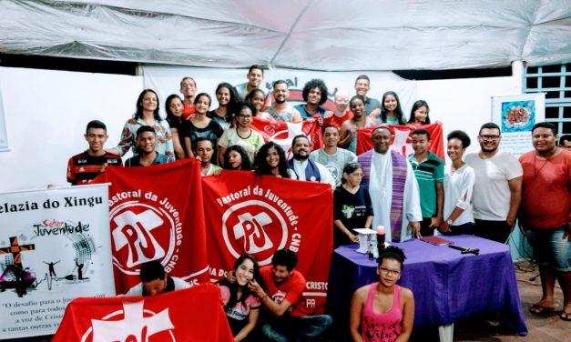 Prelazia do Xingu congrega lideranças juvenis em retiro espiritual