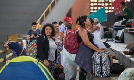 Caravanas trazem na bagagem Resistência e Esperanças