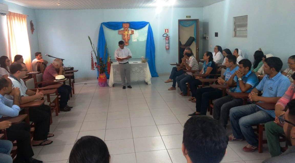 Diocese de Cametá inaugura novas instalações da Cúria