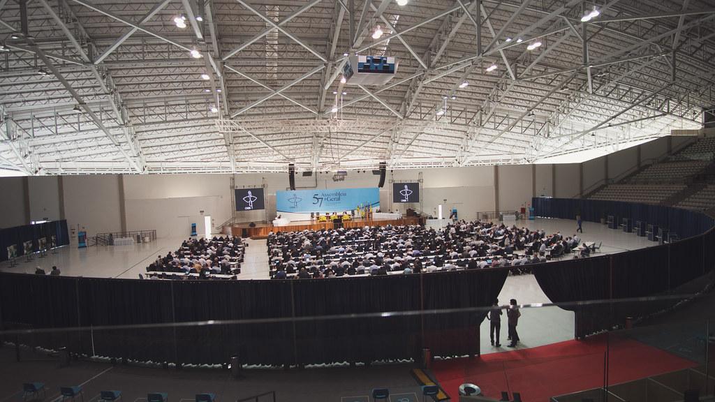 PARTICIPAÇÃO DOS BISPOS DO REGIONAL NORTE 2 NA 57ª AGBB