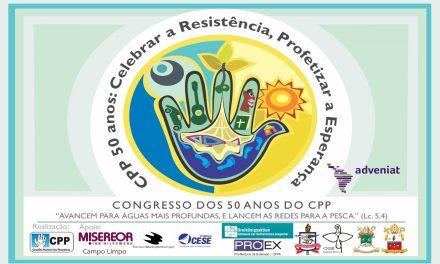 CPP celebra 50 anos em Congresso que será realizado no chão da Amazônia.