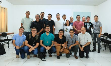 Seminaristas visitam organismos da CNBB Norte 2