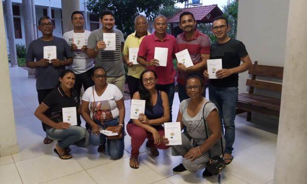 """Projeto """"Fermentando a Paz"""" reúne lideranças na Diocese de Ponta de Pedras"""