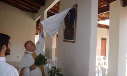 Seminário Dom Vicente Zico é inaugurado em Castanhal