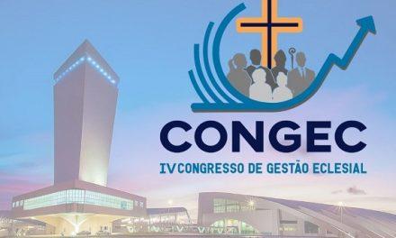 Na Paraíba: IV Congresso de Gestão Eclesial