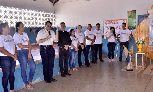 Pascom de São Félix de Valois realiza programação especial para o 53° Dia Mundial das Comunicações.