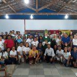 Lideranças de Marabá refletem sobre Pastoral de Conjunto no Projeto Fermentando a Paz